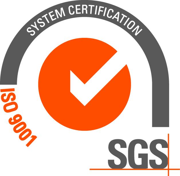 Logo SGS ISO 9001