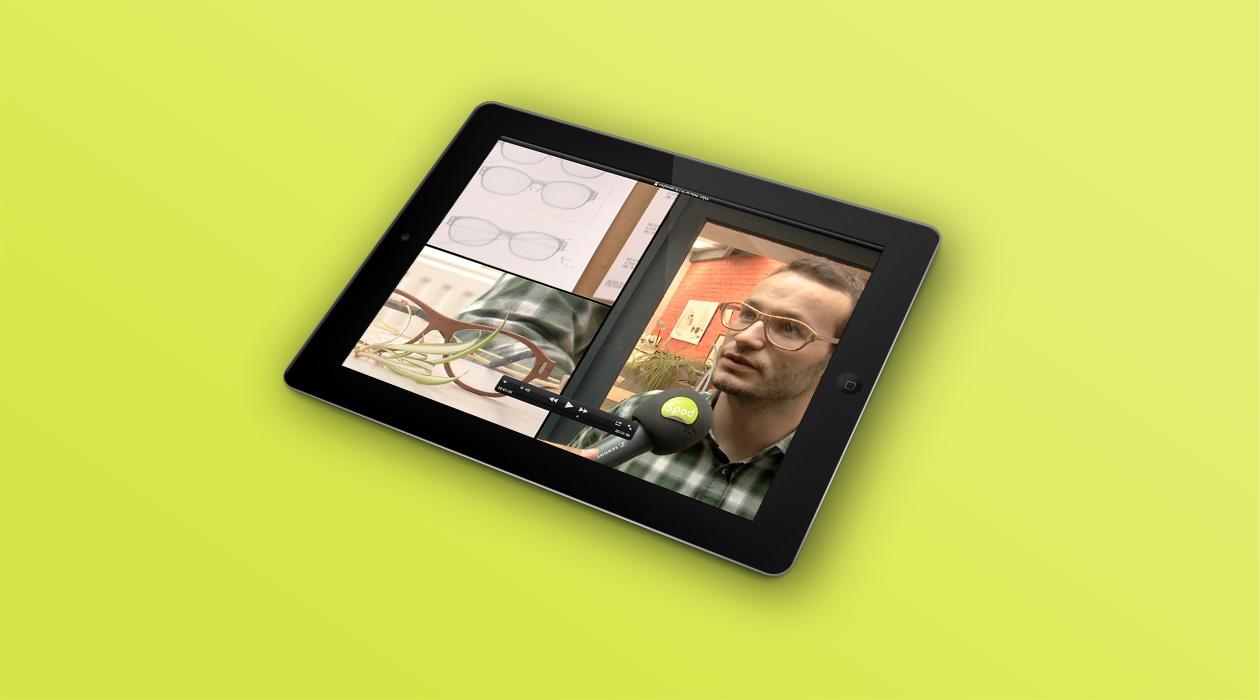 Capsules vidéo programme 3pod