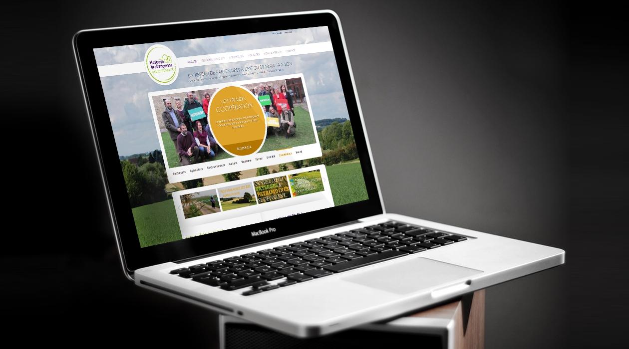 Réflexion marketing et création du site Internet