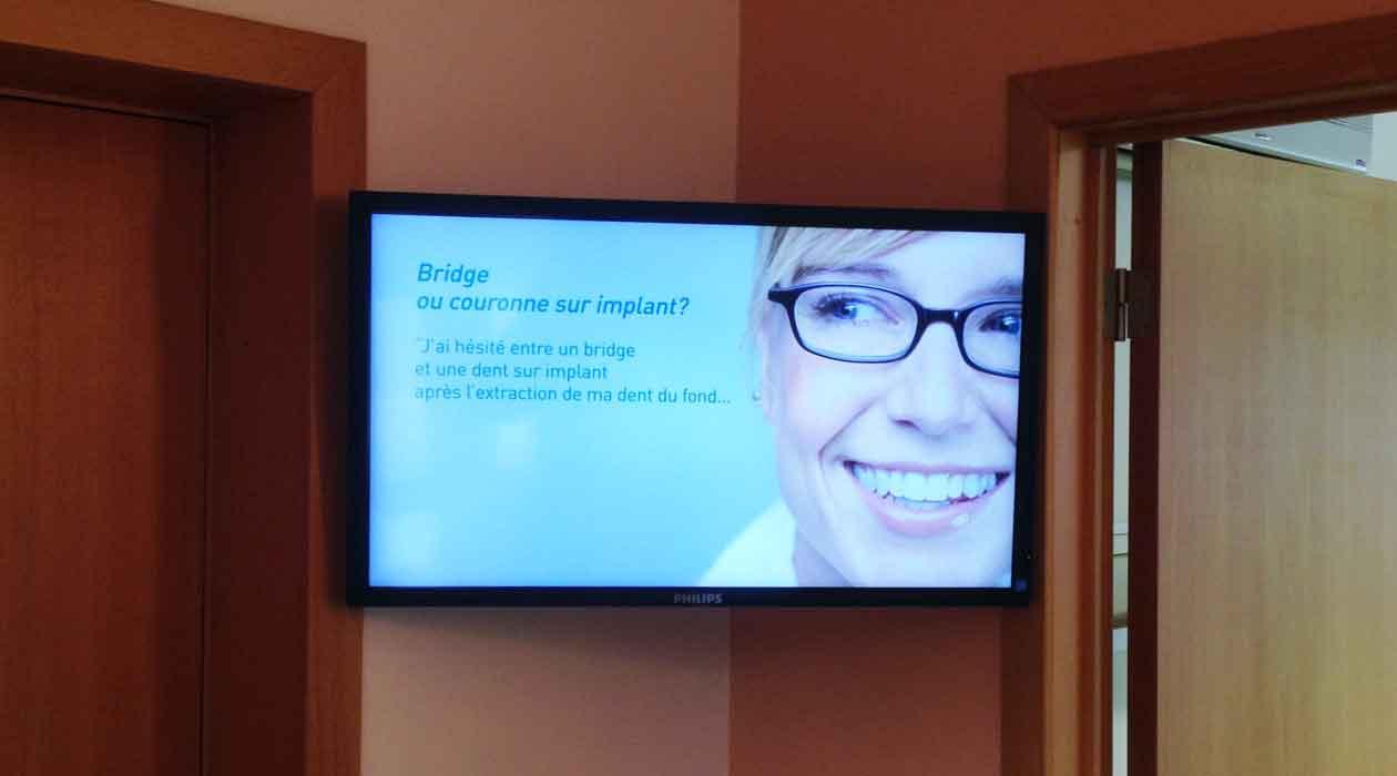 Des conseils dentaires en salle d attente expansion - Affichage obligatoire cabinet dentaire ...