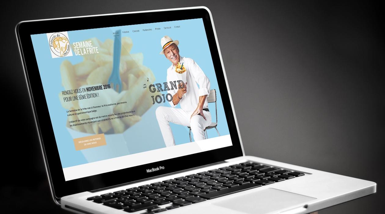 Le Grand Jojo a toujours la frite !