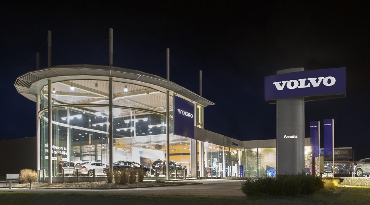 Plan d'actions Mercedes et Volvo