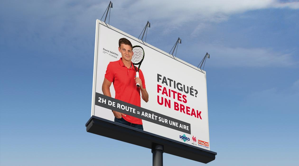 Sur la route avec des sportifs belges
