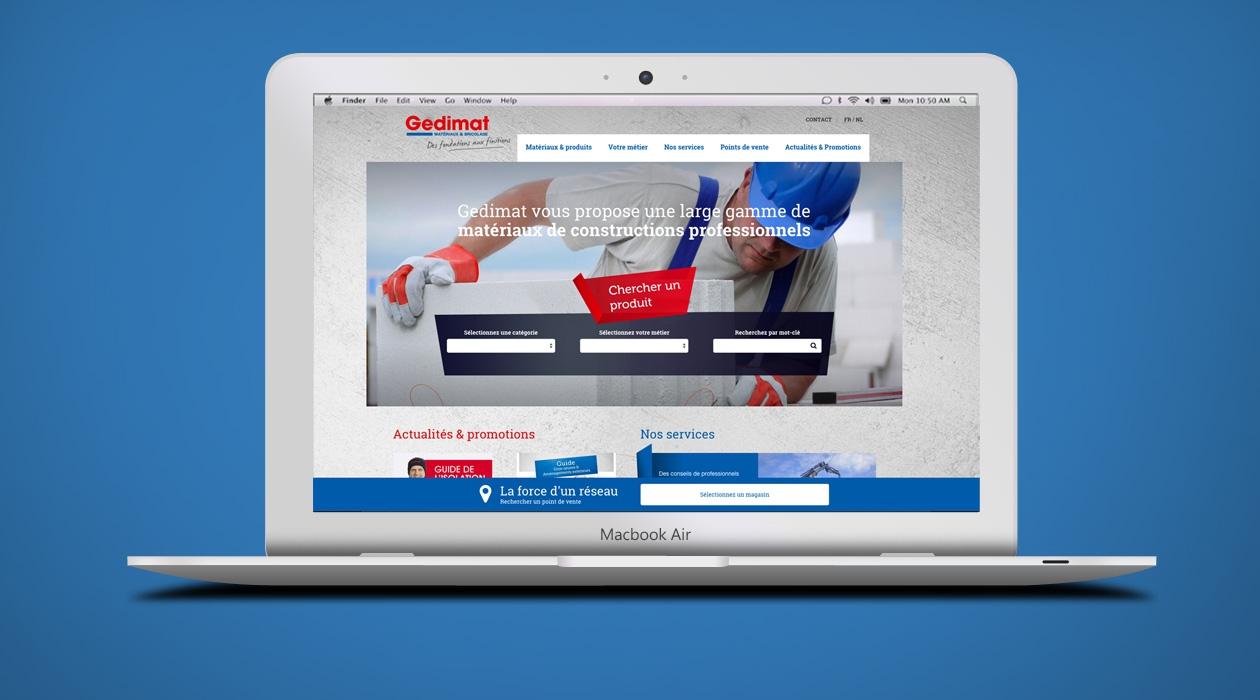 Un site commun pour différents magasins