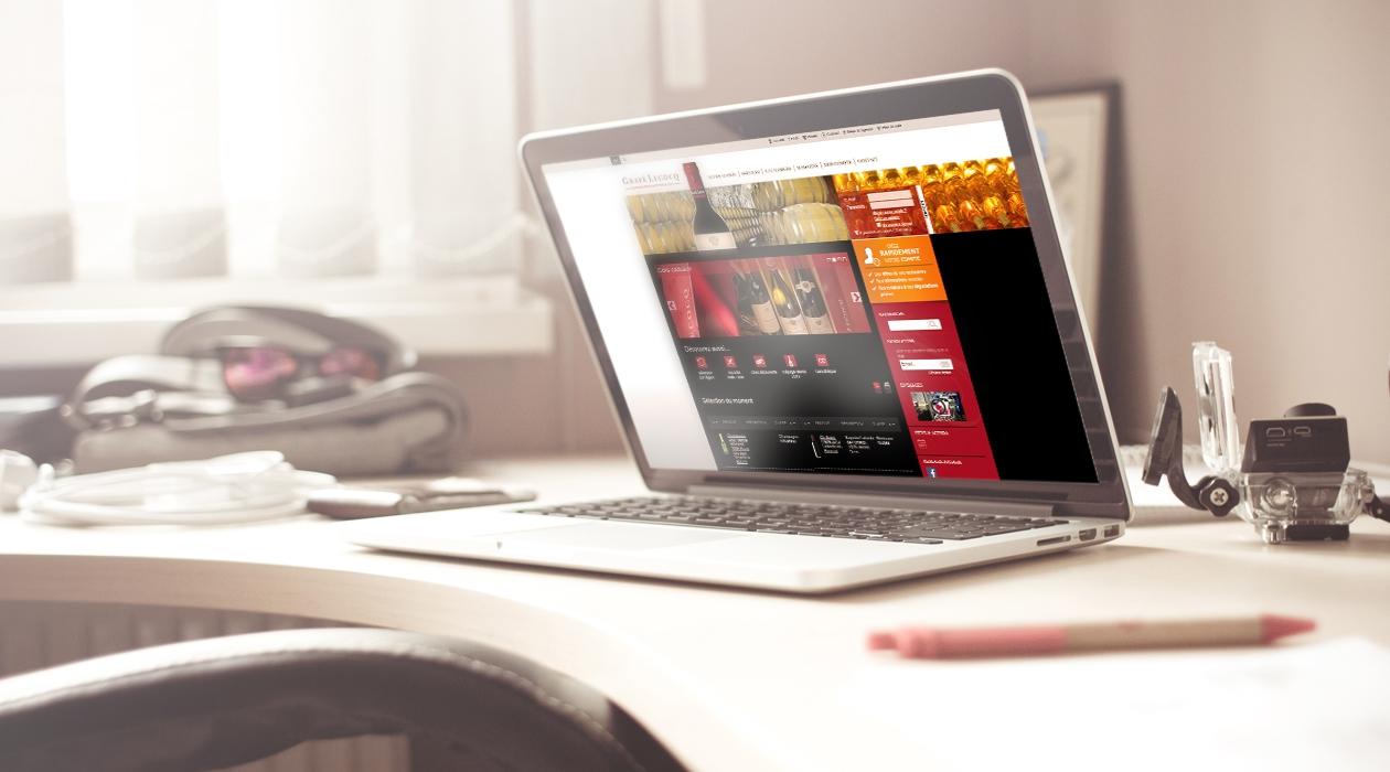 Site e-commerce proposant de nombreux services personnalisables