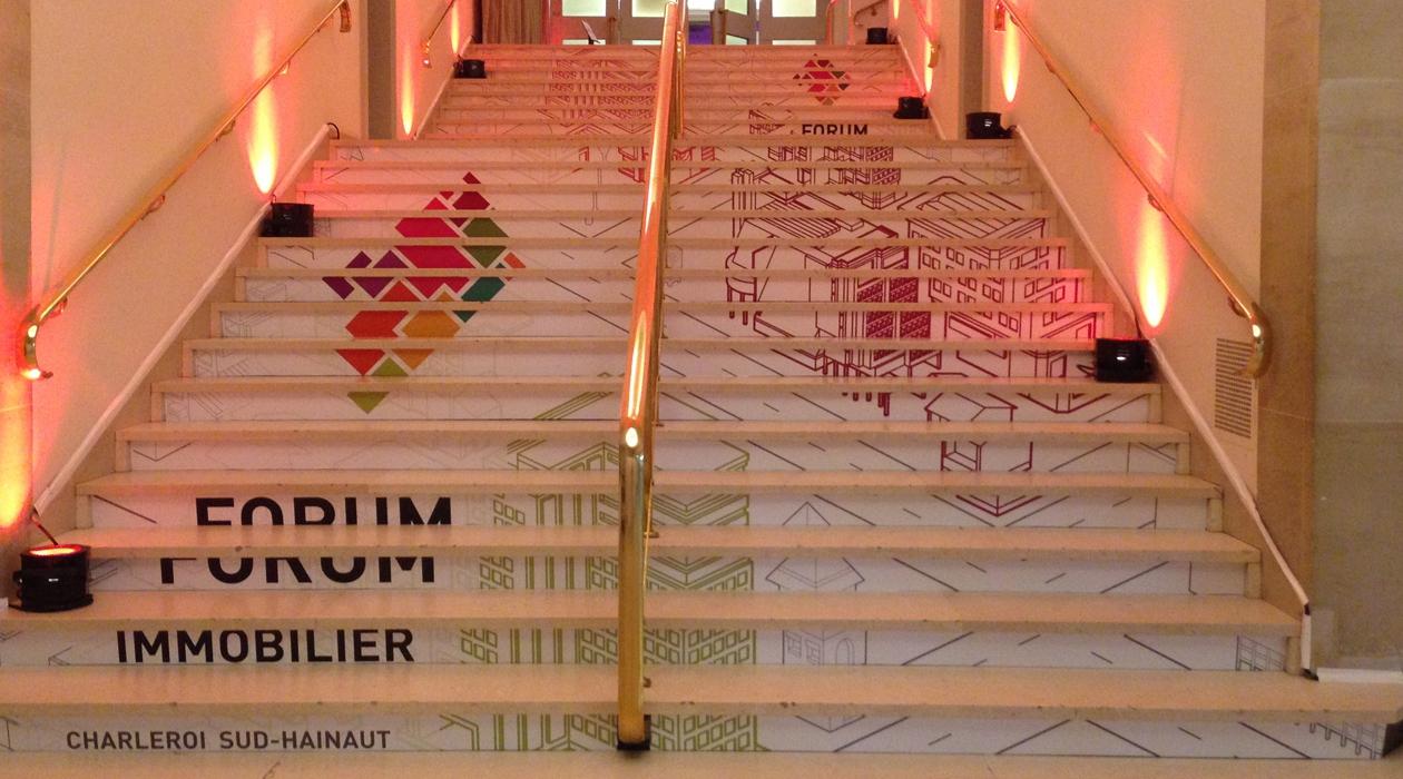 Forum Immobilier de Charleroi
