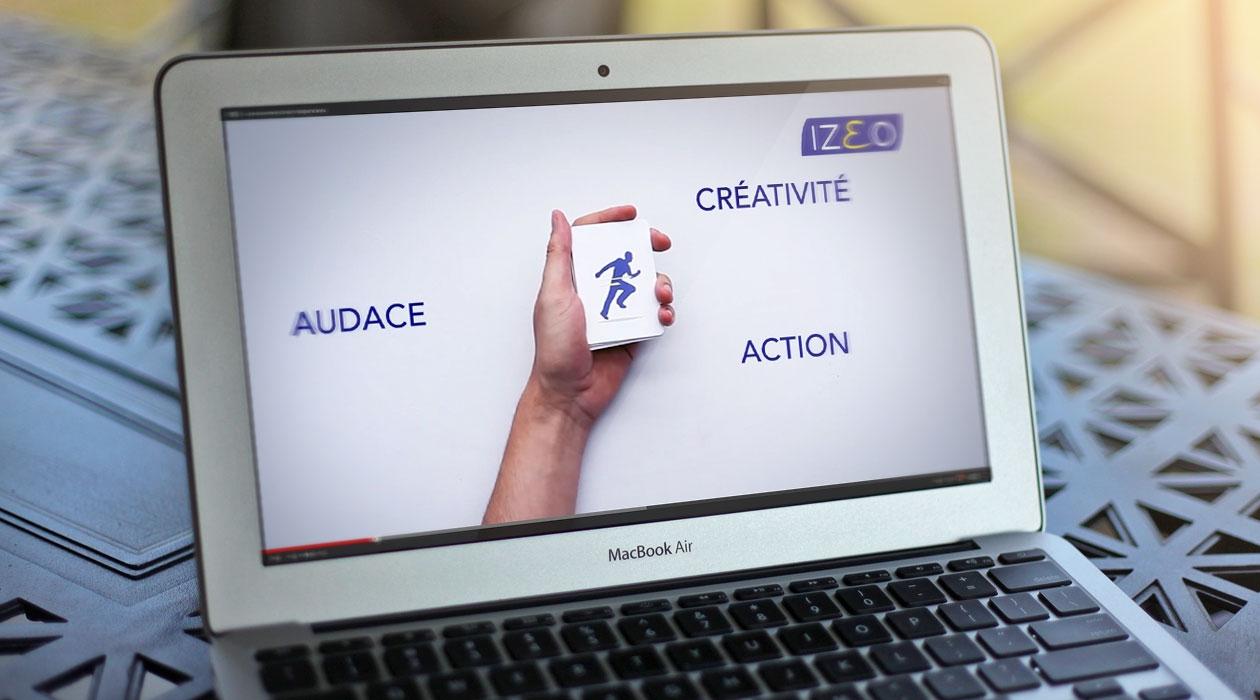 Capsule vidéo de présentation