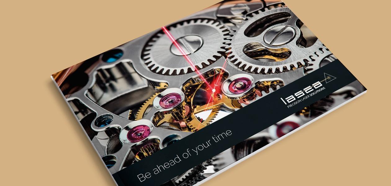 Campagne à destination des horlogers et de l'industrie du luxe