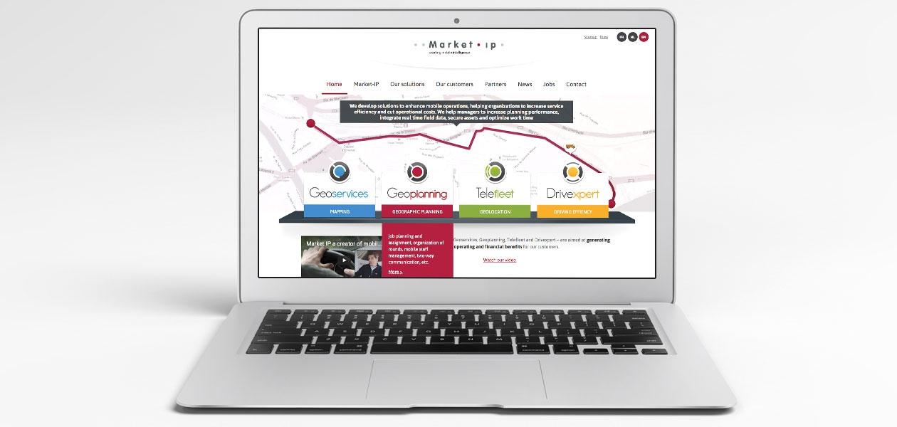 Un site web ergonomique au service de la mobilité