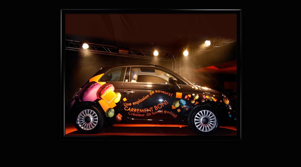 Concours de design de la Fiat 500