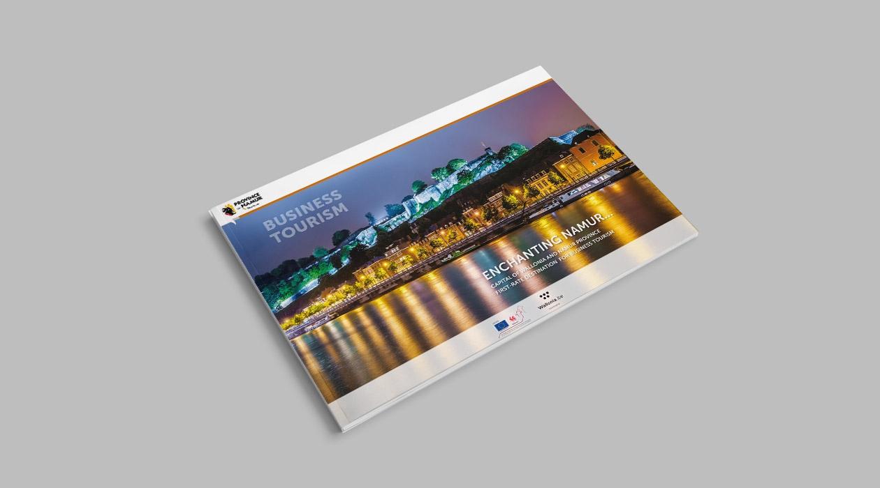 Une nouvelle brochure, version VIP !