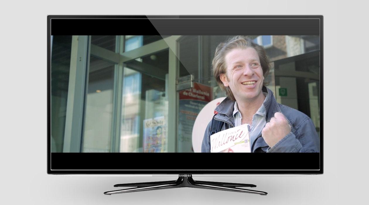 Reportages vidéo Wallonie.be
