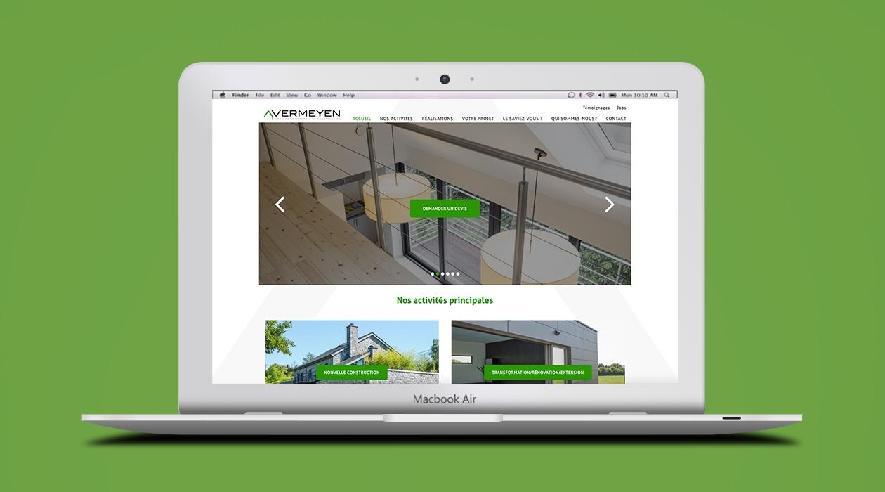 Un site web bien construit ;-)