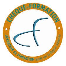 Logo Chèque Formation