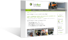 Telefleet - la solution de géolocalisation du charroi vous aide dans la gestion efficace de la flotte de véhicules / engins du personnel mobile.