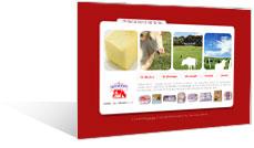 Mathot-beurre.be - Mathot-Sofra, - Société fermière Rochefort Ardenne -est spécialisée depuis de nombreuses années dans la fabrication de beurre et de fromage.