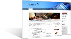 Damnet - société coopérative de support IT basée à Namur, spécialisée dans l'installation, l'administration et la maintenance de réseaux et parcs informatiques pour de petites et moyennes organisations