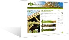 Etienne Marteaux Construction Bois offre une prise en charge complète ou partielle de votre projet, de l'élaboration des plans à l'aide à la certification maison passive.
