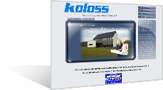 Koloss : votre spécialiste en portes, chassis, volets & véranda