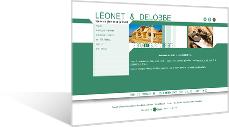 Leonet & Delobbe - Menuiserie générale du bâtiment
