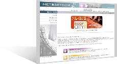 Metasetech - Spécialiste en fabrication et pose d'équipements métalliques et de capteurs solaires