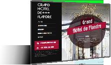 Grand Hôtel de Flandre | Hôtel à Namur - Face à la gare de Namur