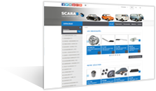 ScaraB - Classic VW Parts Distribution