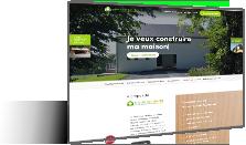 Maisons Bois Meunier - maisons ossature bois, extensions, carports, pool houses